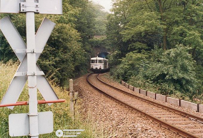 "NIAG vor dem ""Tunnel"""